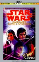 Dark Saber (Star Wars) - Kevin Anderson, Anthony Heald