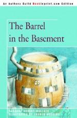 The Barrel in the Basement - Barbara Brooks Wallace, Sharon Wooding