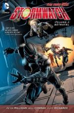 Stormwatch, Vol. 3: Betrayal - Peter Milligan, Will Conrad