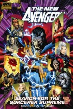 The New Avengers, Vol. 11: Search for the Sorcerer Supreme - Brian Michael Bendis, Chris Bachalo, Billy Tan