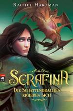 Serafina - Die Schattendrachen erheben sich: Band 2 (German Edition) - Rachel Hartman, Petra Koob-Pawis