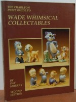 Charlton Price Guide to Wade Whimsical Collectables - Pat Murray