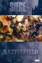 Siege: Battlefield - Kieron Gillen, Christos Gage, Jonathan Hickman, Brian Reed, Sean McKeever, Mahmud Asrar, Jamie McKelvie, Marco Santucci, Federico Dallochio, Alessandro Vitti