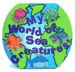 My World Of Sea Creatures - Roberta Butler