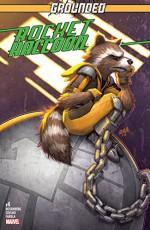 Rocket Raccoon (2016-) #4 - Matthew Rosenberg, Jorge Coelho, David Nakayama