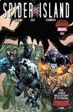 Spider-Island (2015) #3 (of 5) - Christos Gage, Tom DeFalco, Ron Frenz, Ron Frenz, Paco Diaz, Sal Buscema, Humberto Ramos, Edgar Delgado