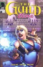 Guild Clara One Shot - Felicia Day, Kim Evey, Ron Chan