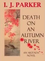 Death on an Autumn River - I.J. Parker