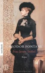 Frau Jenny Treibel oder »Wo sich Herz zum Herzen findt« - Theodor Fontane