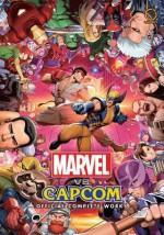 Marvel vs. Capcom Official Complete Works - Capcom, Bengus, UDON