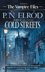 Cold Streets - P.N. Elrod