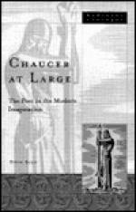 Chaucer At Large: The Poet in the Modern Imagination - Steve Ellis