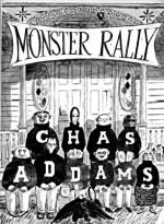 Monster Rally - Charles Addams