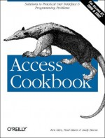 Access Cookbook - Andy Baron, Paul Litwin, Andy Baron