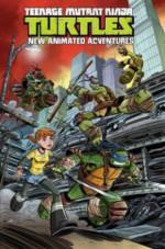 Teenage Mutant Ninja Turtles: New Animated Adventures, Volume 1 - Kenny Byerly, Scott Tipton