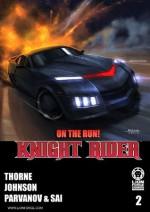 Knight Rider #2 - Geoffrey Thorne, Shannon Denton, Jason Johnson