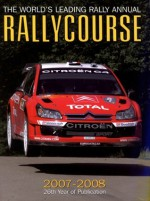 Rallycourse 2007-2008: The World's Leading Rally Annual - David Evans