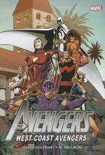 Avengers: West Coast Avengers Omnibus Volume 2 - Al Milgrom, Mark Gruenwald, Tom DeFalco, Stan Lee, Tom Morgan, Bob Hall, Jack Kirby, Marshall Rogers