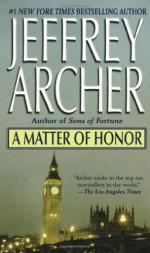 A Matter of Honor - Jeffrey Archer