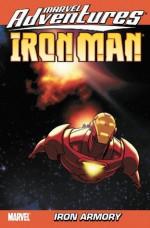 Marvel Adventures Iron Man, Volume 2: Iron Armory - Fred Van Lente, James Cordeiro, Rafa Sandoval, Graham Nolan