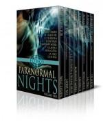 Paranormal Nights Vol. 1 - Milly Taiden, Jackie Ivie, C.J. Ellisson, Boone Brux, Marianne Morea, Calinda B., Mina Carter, S.A. Price, Celia Kyle