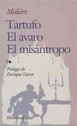 Tartufo / El avaro / El misántropo - Molière, Enrique Llovet