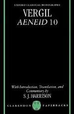 Aeneid 10 (Oxford Classical Monographs) - Virgil, Stephen J. Harrison