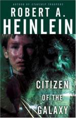 Citizen of the Galaxy - Robert A. Heinlein