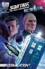 Star Trek: The Next Generation / Doctor Who: Assimilation 2 - Scott Tipton, Denton Tipton