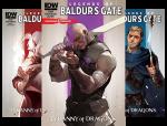 Dungeons & Dragons: Legends of Baldur's Gate (Issues) (5 Book Series) - Jim Zub, Max Dunbar, Sarah Stone