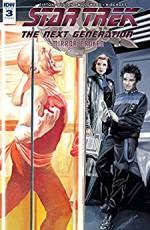Star Trek: TNG: Mirror Broken #3 - J.K. Woodward, Scott Tipton, David Tipton