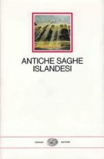 Antiche saghe islandesi - Anonymous Anonymous, Marco Scovazzi