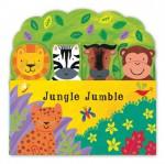Tip Top Tabs: Jungle Jumble - Rachel Fuller
