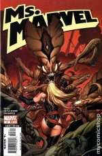 Ms. Marvel #3 (Fantastic Four Appearance) (Ms. Marvel, Volume 2) - Brian Reed, Roberto De La Torre, JIMMY Palmiotti, Frank Cho