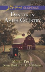 Danger in Amish Country: Fall from GraceDangerous HomecomingReturn to Willow Trace - Marta Perry, Diane Burke, Kit Wilkinson