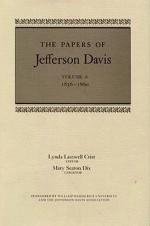 Papers of Jefferson Davis, 1856-1860 - Jefferson Davis
