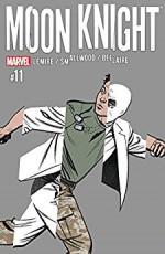 Moon Knight (2016-) #11 - Jeff Lemire, Greg Smallwood