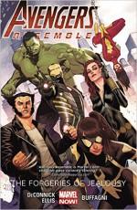 Avengers Assemble: The Forgeries of Jealousy (Marvel Now) - Kelly Sue DeConnick, Matteo Buffagni, Warren Ellis