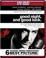 Good Night, and Good Luck - George Clooney, David Strathairn, Patricia Clarkson