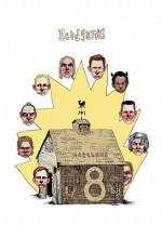 Meathaus Volume 8: Head Games (Meathaus) - Esao Andrews, James Jean, Tomer Hanuka, Brandom Graham, Jim Campbell, Tom Herpich, Dash Shaw, Farel Dalrymple