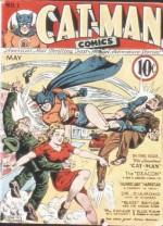 Cat Man Comic Book Issue 1 - Bob Haney, Joe Kubert, Jill Elgin, Arturo Caseneuve, Bob Powell, Al Gabrielle, Pierce Rice