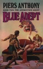 Blue Adept - Piers Anthony
