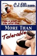 More Than Tolerable - C.J. Ellisson