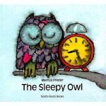 The Sleepy Owl - Marcus Pfister, J.J. Curle