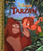 Disney's Tarzan (Little Golden Storybook) - Justine Korman Fontes