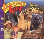 Safari in South Africa (Adventures of Riley, #1) - Amanda Lumry, Laura Hurwitz, Sarah McIntyre