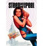 Steed and Mrs Peel Vol. 2: The Secret History of Space - Yasmin Liang, Caleb Monroe, Will Sliney