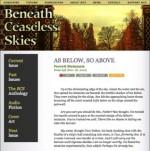 As Below, So Above (Beneath Ceaseless Skies Issue #56) - Ferrett Steinmetz