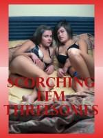 Scorching FFM Threesomes - Carolyne Cox, Fran Diaz, Susan Fletcher, Alice Drake, Lisa Vickers