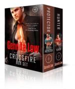 Crossfire SEALs (Box Set 1) - Gennita Low